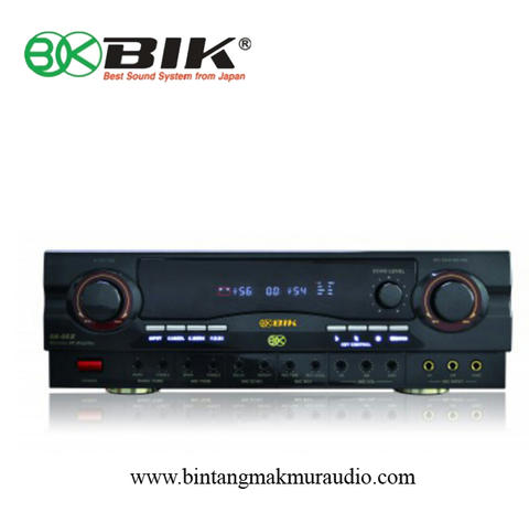 Amplifier BIK BA-66 II