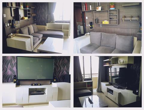 Apartemen Paladian Park Fully Furnished (Tower G)