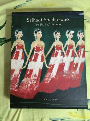 Buku Lukisan: Srihadi Soedarsono (The Path of Soul) - Jean Couteau