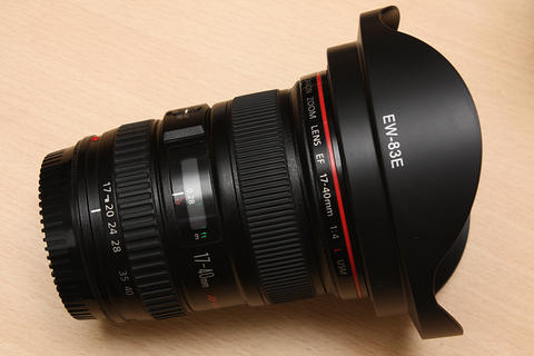 [ CAMERA GOODS ] FS Canon EF 17-40mm F4L USM - Mint Condition, Code UY