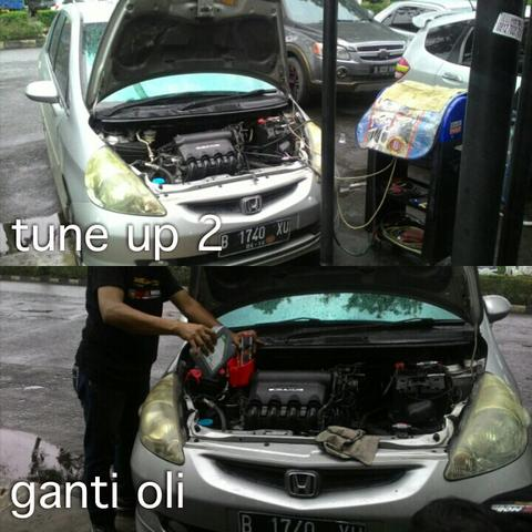 Daihatsu Treatment Cleaning Evaporator AC Untuk Medium Car