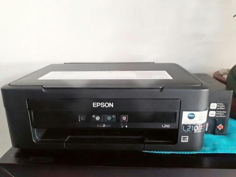 Dijual Printer Epson L210 Bisa Ft Copy & Scan