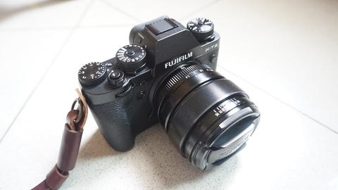 fuji fujifilm X-T2 body only like new