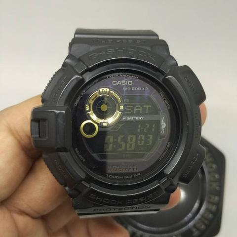 G Shock G 9300 GB second terawat, compass dan baro not suunto protrek seiko