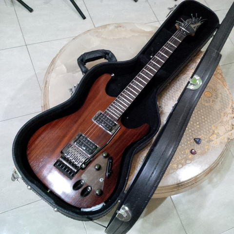 gitar Ibanez S620X- 01 piezo made japan