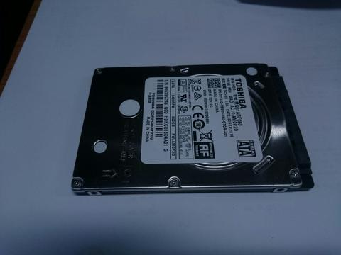 HDD INTERNAL TOSHIBA 500GB COMOTAN LAPTOP BARU 2 MINGGU