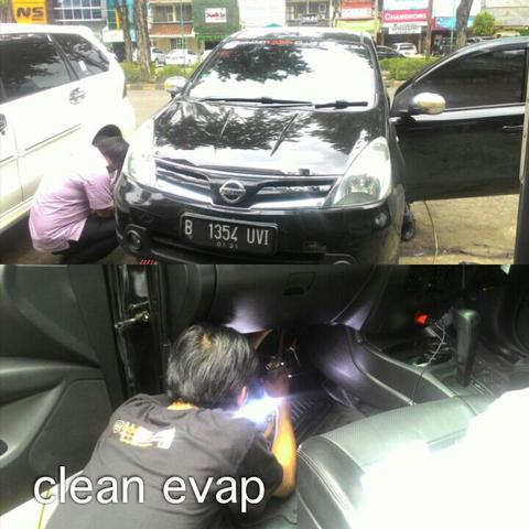 Intake Cleaning Khusus Bensin Untuk Medium Car - Chevrolet