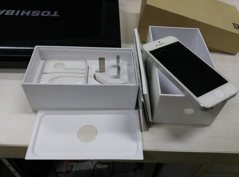 IPhone 5 16 Gb White