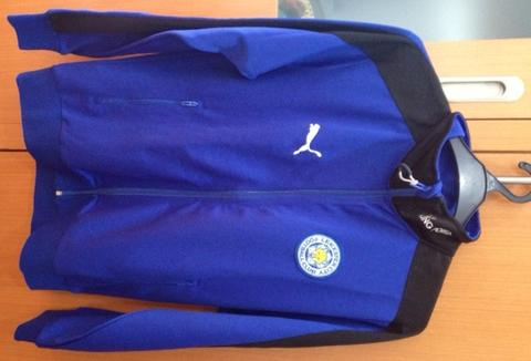 Jaket/Jacket Puma LEICESTER CITY FC Size S BNWT
