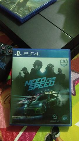 Jual BD PS4 Nfs/Need For Speed 2015