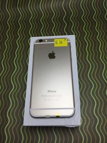 jual iphone 6 16gb gold