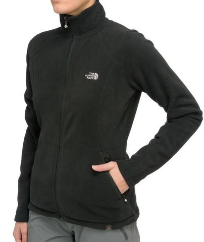 Jual The North Face Inner Polar Black Size L Women Original