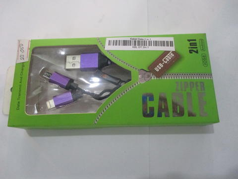 Kabel Data 2 in 1