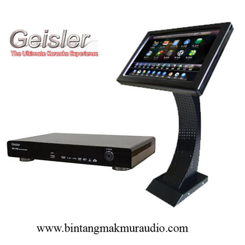Karaoke Player Geisler OK 108 + Touch Screen