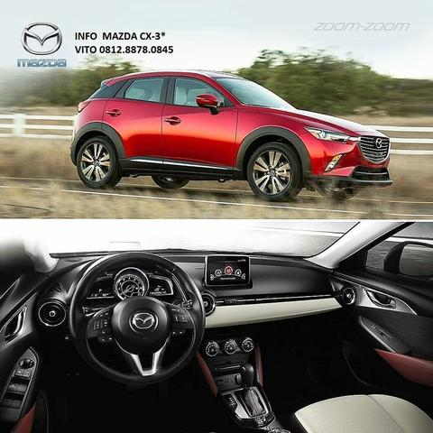 OPEN INDENT MAZDA CX-3 2000 CC