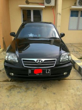 Over Kredit Hyundai Avega 2010 Manual Hitam