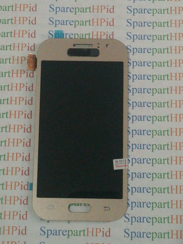 Ready Samsung Galaxy J110 Lcd Touchscreen Gold