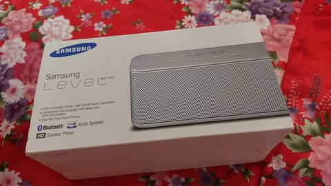 Samsung Level Mini Box New Segel Box
