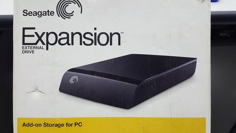 "Seagate Expansion 3,5"" 2 TB"