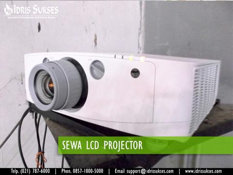 sewa LCD Projector | sewa screen projector | sewa LCD