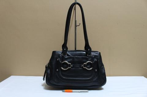 Tas branded COLE HAAN Black second bekas original asli