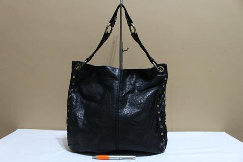 Tas branded FOSSIL Black shoulder bag second bekas ori asli