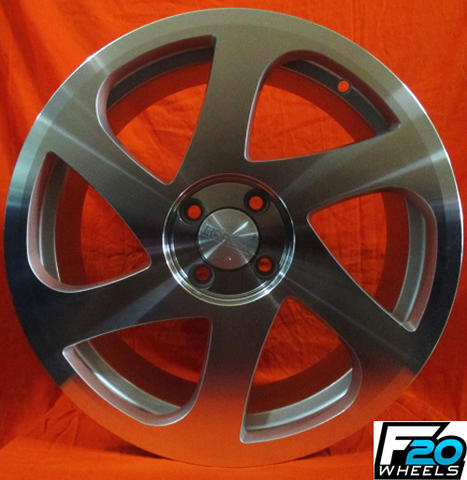 velg 3sdm 06 ring 17x75 hole 4x100 et40