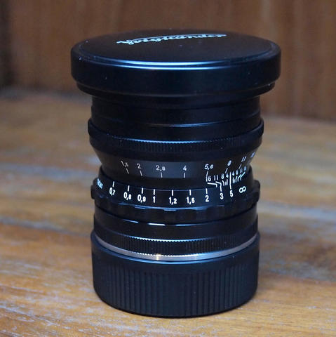 Voigtlander Nokton 50mm F/1.5 Mount Leica M - Like New !!!