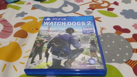 WTS BD PS4 Watch dogs 2 MULUS REG 3