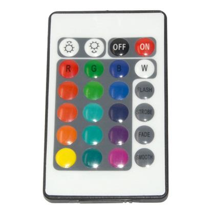 RGB LED Light Remote Controller 24 Keys (づ。◕‿‿◕。)づ ░░▒▓██