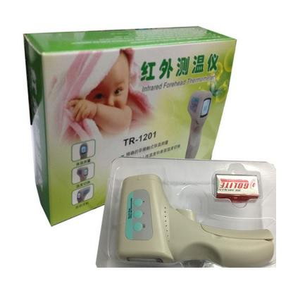 Infrared Termometer Badan Forehead Thermometer - TR1201 (づ。◕‿‿◕。)づ ░░▒▓██