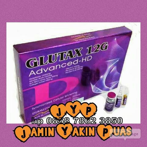 Glutax 12g Advance HD per set