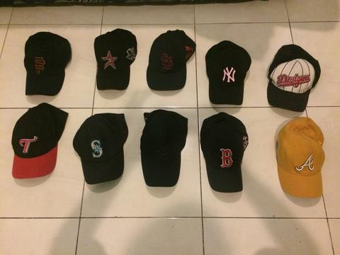 JUAL Major League Baseball Cap Topi Baseball - Ceriwis - Komunitas ... 17bd7087b9