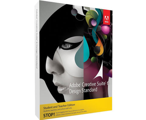 Adobe Creative Suite 6 (CS6) Original TERMURAH (Lifetime License)