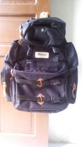 Terjual Maternal Suede Backpack Forth 8a44601172