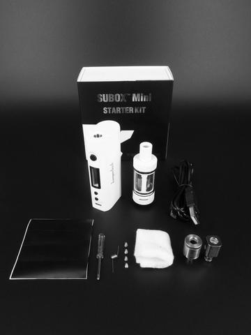 Kangertech SUBOX MINI Starter Kit / Vapor Vape Kanger Tech SUBTAN (づ。◕‿‿◕。)づ ░░▒▓██