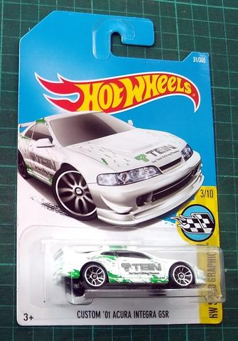 Hot Wheels Custom Acura Integra GSR TEIN