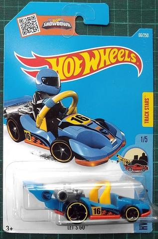 Hot Wheels Let's Go