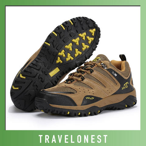 Sepatu Gunung SNTA 429 | Hiking Trekking Trail Running Outdoor Footwear