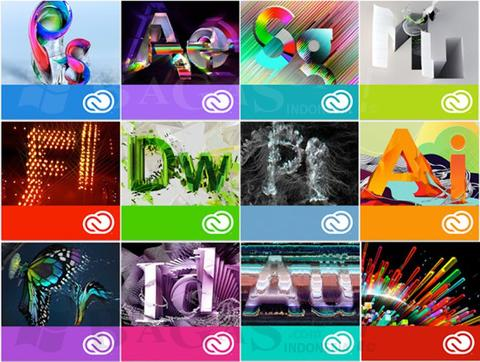 JUAL Adobe Creative Cloud Master Collection 2017