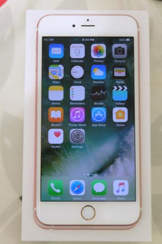 Terjual iPhone 6s Plus 16GB Rose Gold  6168e77bc2