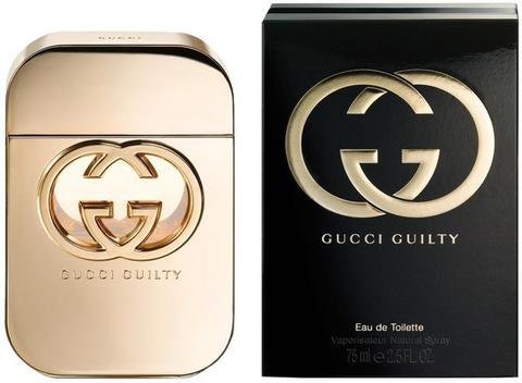 Parfum Ori Bergaransi Gucci Guilty women EDT 75ml