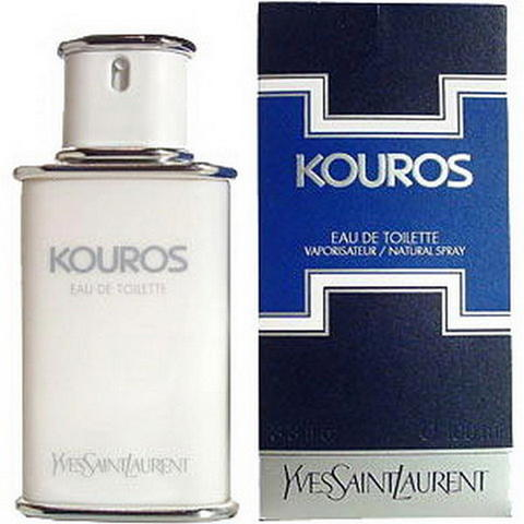 Parfum Ori Bergaransi Yves Saint Laurent Kouros for Men EDT 100ml