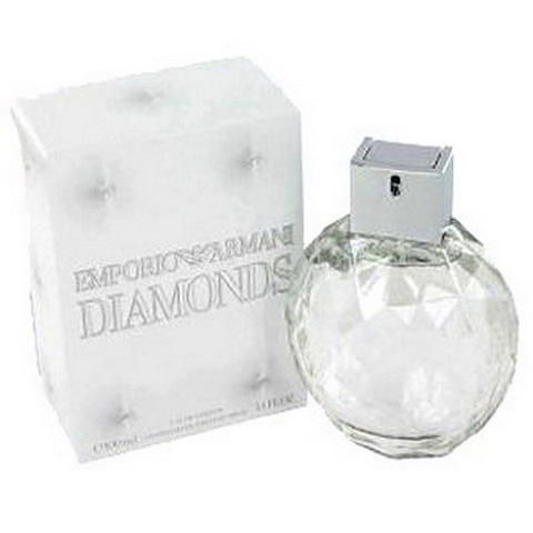 Parfum Ori Bergaransi Giorgio Armani Diamonds for women EDP 100ml