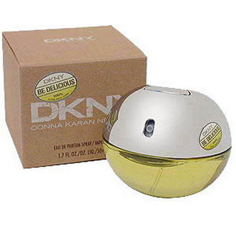 Parfum Ori Bergaransi DKNY Be Delicious Women EDP 100ml