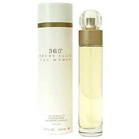 Parfum Ori Bergaransi Perry Ellis 360 White For Women EDP 100mlOriginal