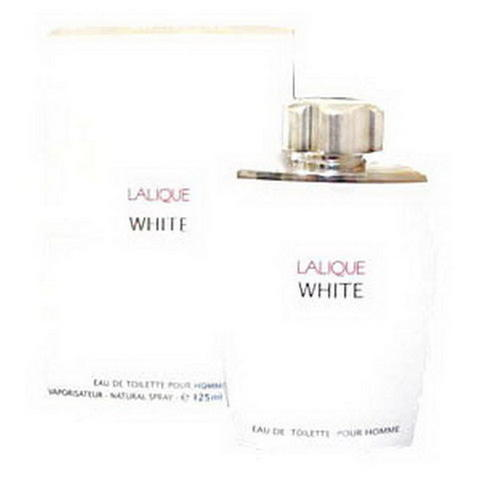 Parfum Ori Bergaransi Lalique White For Men EDT 125ml