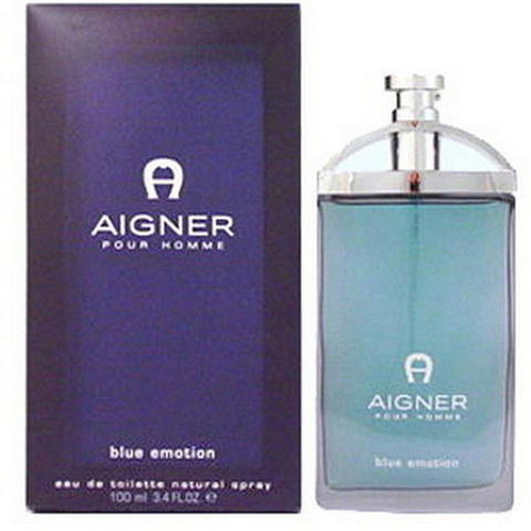 Parfum Ori Bergaransi Etinne Aignef Blue Emotion Men EDT 100ml