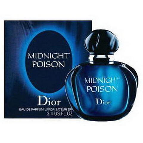 Parfum Ori Bergaransi Christian Dior Midnight Polson for Women EDP 100ml