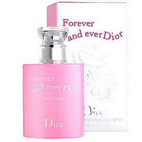 Parfum Ori Bergaransi Christian Dior forever and ever for women EDT 50ml